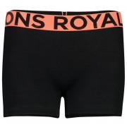 Pantaloni funcționali femei Mons Royale Hannah Hot Pant negru