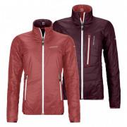Geacă femei Ortovox Swisswool Piz Bial Jacket W roz/violet