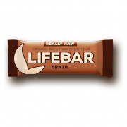 Baton Lifebar Brazilia RAW BIO 47 g