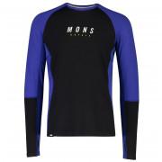 Tricou funcțional bărbați Mons Royale Olympus 3.0 LS