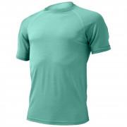 Pánské funkční triko Lasting Quido albastru deschis