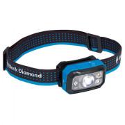 Lanternă frontală Black Diamond Storm 400 albastru