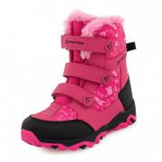 Încălțăminte de iarnă copii Alpine Pro Gailo roz