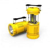 Lanternă Nebo Poppy galben yellow