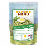Menu Expres Fasole cu smântână 300 g