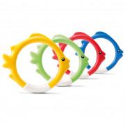 Jucărie de apă Intex Fish Rings 55507