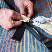 Opasek na peníze Lifeventure Money Belt
