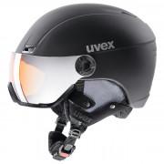 Cască de schi Uvex HLMT 400 Visor style negru
