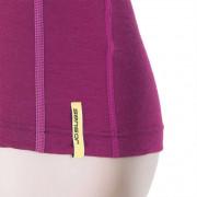 Tricou femei Sensor  Merino Wool Active mânecă scurtă