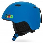 Cască de schi copii Giro Slingshot albastru