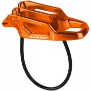 Coborâtor Mammut Wall Alpine Belay portocaliu orange