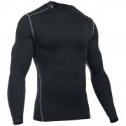 Tricou funcțional pentru bărbați Under Armour CG Armour Mock negru