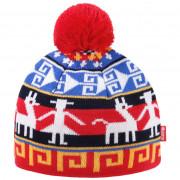 Căciulă tricotată copii Merino Kama B81