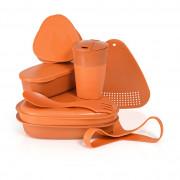 Set de vase Light My Fire MealKit BIO portocaliu