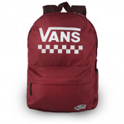 Rucsac Vans Wm Street Sport Realm Backpack roșu