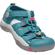 Sandale Junior Keen Newport H2 JR albastru/roz