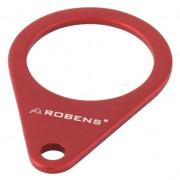 Inel pentru extragerea cuielor Robens Alloy Pegging Ring roșu