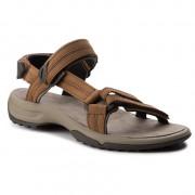 Dámské sandály Teva Terra Fi Lite Leather maro