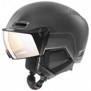 Cască de schi Uvex HLMT 700 Visor negru