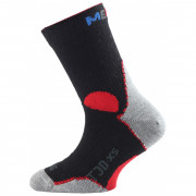 Juniorské ponožky Lasting TJD negru černá