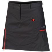 Fustă Direct Alpine Jasmin 1.0 negru/roșu Black/red