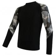 Tricou funcțional bărbați Sensor Merinov Impress mânecă lungă