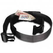 Curea de siguranță Pacsafe Cashsafe 25 Belt negru