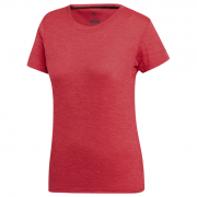 Tricou femei Adidas Ascend Tivid Tee roșu