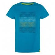 Dětské triko Loap Baris albastru deschis