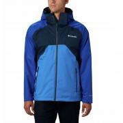 Pánská bunda Columbia Rain Scape Jacket albastru