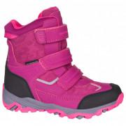 Încălțăminte de iarnă copii Alpine Pro Acacio roz