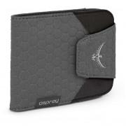 Portmoneu Osprey QuickLock RFID Wallet gri black