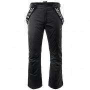 Pantaloni bărbați Hi-Tec Darin negru stretch limo