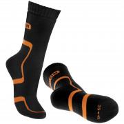 Șosete Bennon Trek Sock negru/portocaliu Black-orange