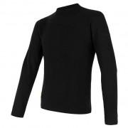 Tricou funcțional bărbați Sensor Merino Extreme negru