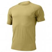 Pánské funkční triko Lasting Quido nisip písková