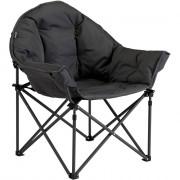 Křeslo Vango Titan Oversized Chair gri închis excalibur