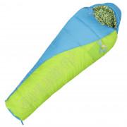 Sac de dormit Husky Kids Merlot -10°C verde
