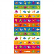 Prosop cu uscare rapidă copii Towee Swimkit 70x140 cm culori mix