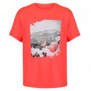 Dětské triko Regatta Alvarado V roșu