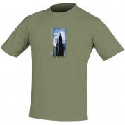 Tricou bărbați Direct Alpine Crack 5.0 khaki slate