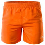 Pantaloni scurți bărbați Aquawave Apeli portocaliu