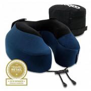 Podhlavník Cabeau Evolution Pillow S3 - Indigo albastru închis
