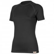 Tricou funcțional femei Lasting Alea negru