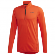 Hanorac bărbați  Adidas Trace Rocker portocaliu