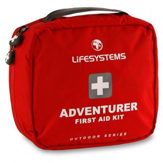 Trusă de prim ajutor Lifesystems Adventurer First Aid Kit roșu
