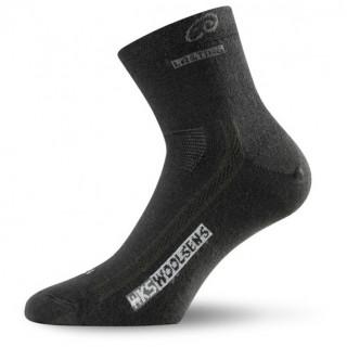 Ponožky Lasting WKS 900 negru černá