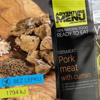 Adventure Menu 100% Carne de porc cu chimion 200g