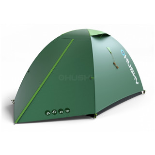 Cortul Husky Bizam 2 Plus verde