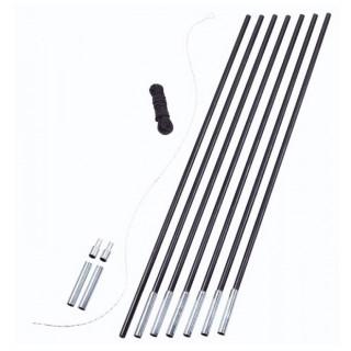 Segmente Easy Camp Pole DIY Set 8,5 mm